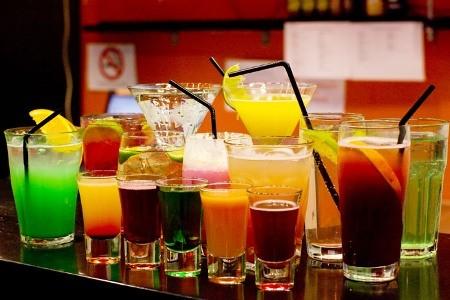 Prova di dipendenza di alcolizzato di questionario